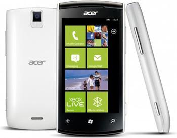 смартфон Acer Allegro M310