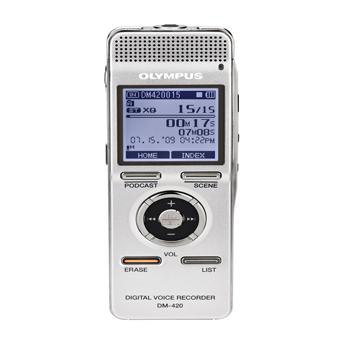 диктофон Olympus DM-420/DM-520