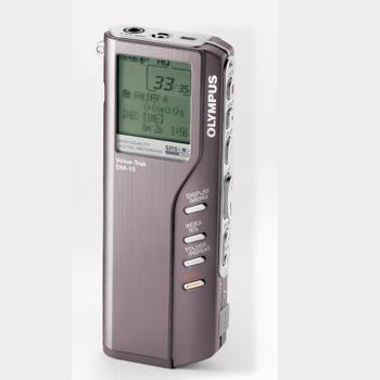 диктофон Olympus DM-10/DM-20
