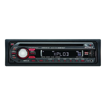 Магнитола Sony CDX GT 420 U