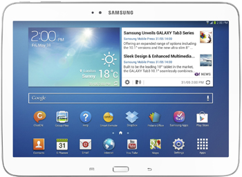 планшет Samsung GALAXY Tab 3 (WiFi) (GT-P5210)