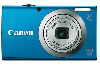 Canon Powershot A2300 инструкция - фото 3