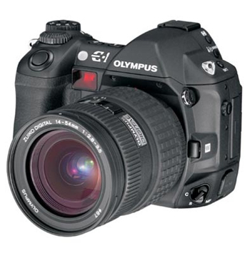 цифровая фотокамера Olympus E-1