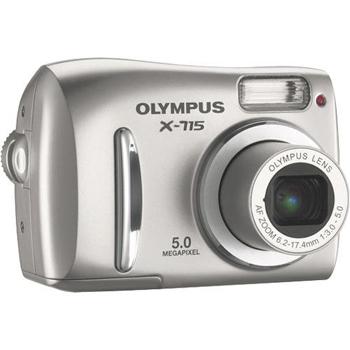 цифровая фотокамера Olympus FE-115/X-715