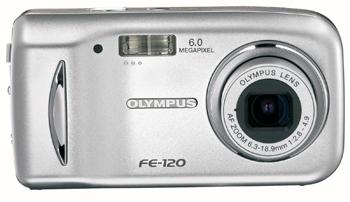 цифровая фотокамера Olympus FE-120/X-700