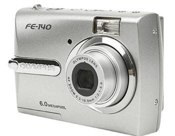 цифровая фотокамера Olympus FE-140/X-725