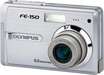 цифровая фотокамера Olympus FE-150/X-730