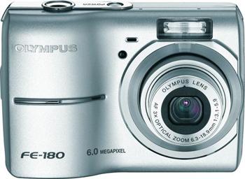 цифровая фотокамера Olympus FE-180/X-745