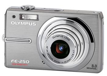 цифровая фотокамера Olympus FE-250/X-800