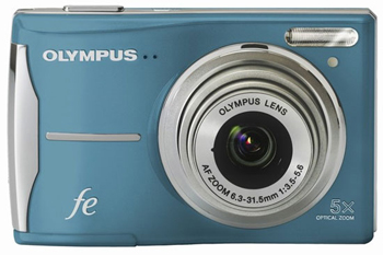 цифровая фотокамера Olympus FE-26/X-21