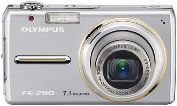 цифровая фотокамера Olympus FE-290/X-825
