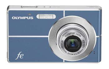 цифровая фотокамера Olympus FE-3000/X-890