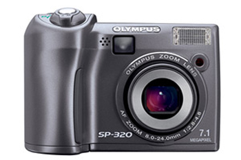 цифровая фотокамера Olympus SP-320