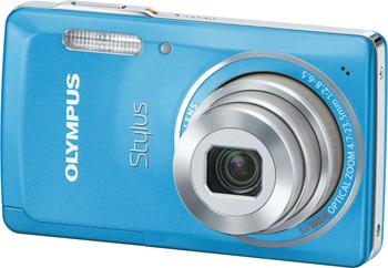 цифровая фотокамера Olympus Stylus-5010/μ-5010