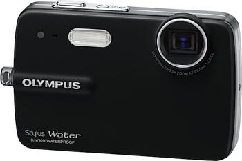 цифровая фотокамера Olympus Stylus 550WP/μ 550WP