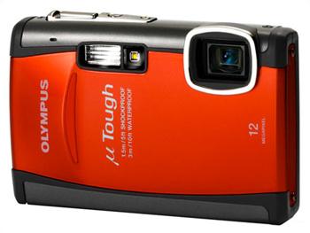 цифровая фотокамера Olympus Stylus Tough-6010/μ Tough-6010