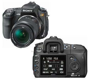 Sony A200 инструкция на русском - фото 3