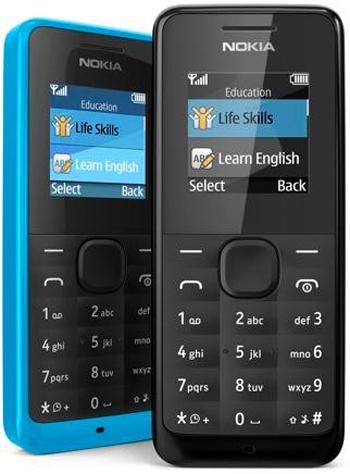 Nokia 105 инструкция по эксплуатации