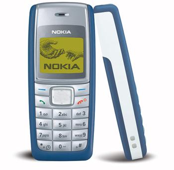 Nokia 1110i инструкция