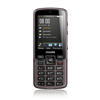 Philips Xenium X2300 Руководство Пользователя