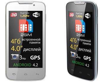 смартфон Explay Alto