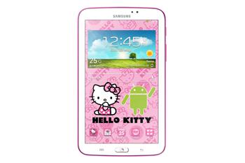 планшет Samsung GALAXY Tab 3 (Hello Kitty) Wi-Fi (SM-T210)