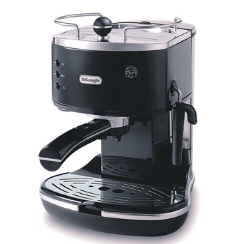 кофеварка DeLonghi Icona ECO 310.BK/W/R/B