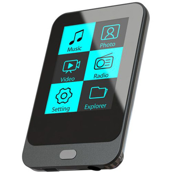 MP3-плеер Ergo Zen Style