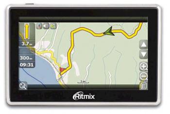 GPS-навигатор Ritmix RGP-450