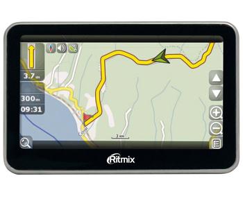 GPS-навигатор Ritmix RGP-485