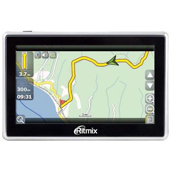 GPS-навигатор Ritmix RGP-550