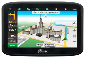 GPS-навигатор Ritmix RGP-560