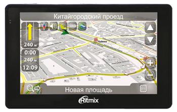 GPS-навигатор Ritmix RGP-565