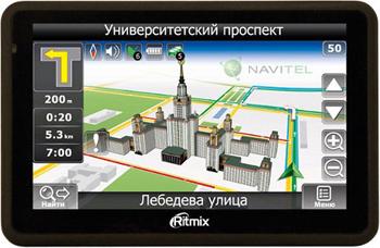 GPS-навигатор Ritmix RGP-585