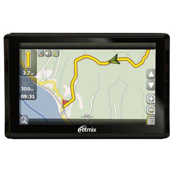 GPS-навигатор Ritmix RGP-590