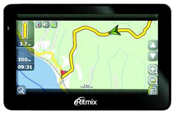 GPS-навигатор Ritmix RGP-670