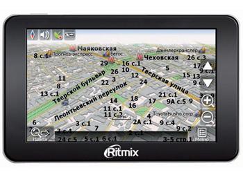GPS-навигатор Ritmix RGP-770