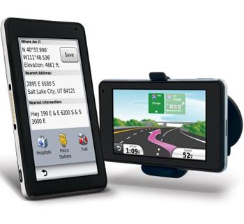 GPS-автонавигатор Garmin Nuvi 3700 series