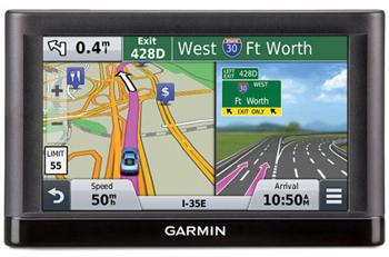 GPS-автонавигатор Garmin Nuvi 55/56/65/66