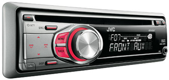 JVC KD-R207
