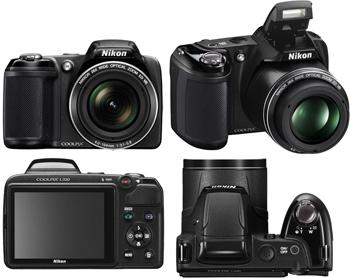 инструкция Nikon Coolpix L320 - фото 3