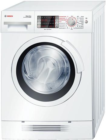 стиральная машина с сушкой Bosch WVH28441OE