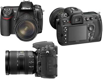 инструкция по эксплуатации Nikon D300 - фото 5