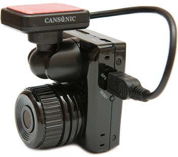 автовидеорегистратор Cansonic CDV-800 GPS/CDV-800 Light