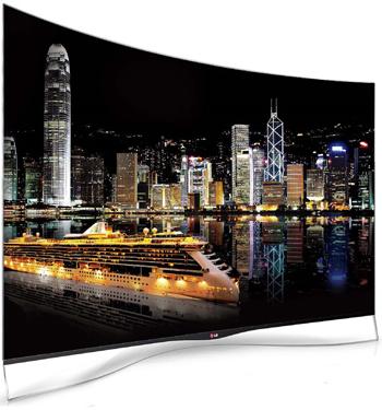OLED-телевизор LG 55EA970V/55EA880V