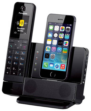 DECT телефон Panasonic KX-PRL260RU
