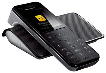 DECT телефон Panasonic KX-PRW110RU/KX-PRW120RU