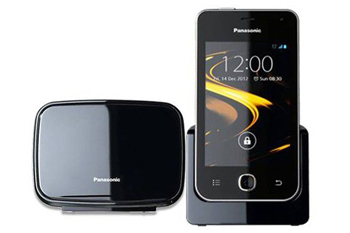 DECT телефон Panasonic KX-PRX120RU
