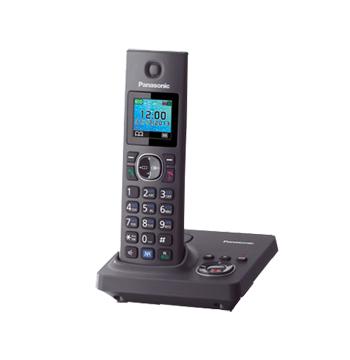 DECT телефон Panasonic KX-TG7861RU/KX-TG7862RU