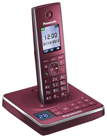 DECT телефон Panasonic KX-TG8561RU/KX-TG8562RU